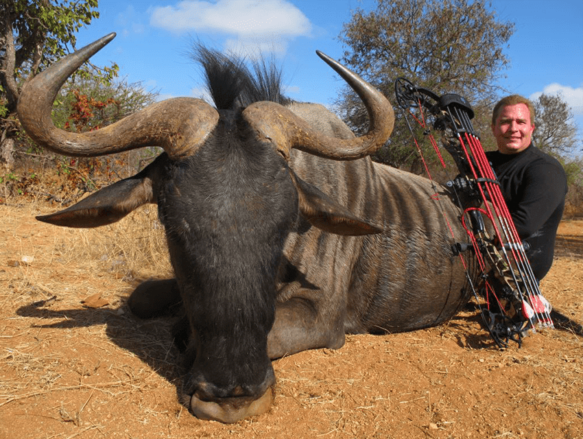 Bow Hunting in South Africa and Africa with Graham Sales Safaris