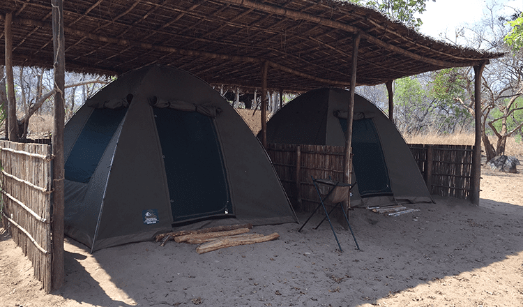 Hunting Accommodation in Mozambique | Graham Sales Safaris