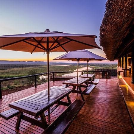 pongola-game-reserve-deck-sunset