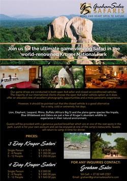 , Photographic Safaris